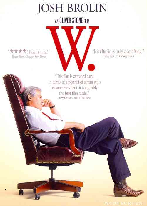 W BY BROLIN,JOSH (DVD)