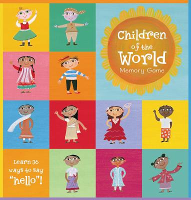 Children of the World Memory Game By Barefoot (ILT)
